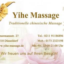 Chinesische Massage YiHe