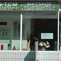 tcm massage Hamburg