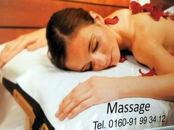 Chinesische Medizinische Massage