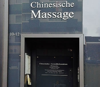 Massage He Köln