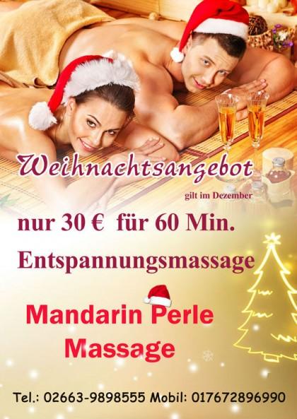 massage annoncer mandarin massage