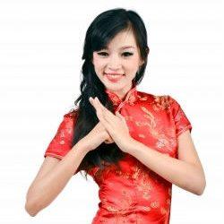 Naked china girl